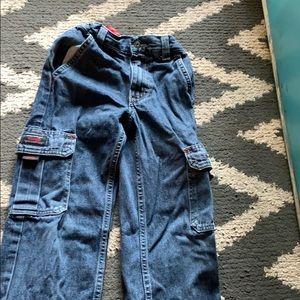 Other - Boys 6 slim jeans adjustable